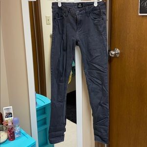 Just Black brand Black Skinny Jeans